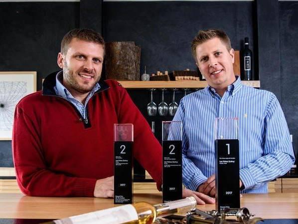 Les frères dutruy, vignerons bio à Founex