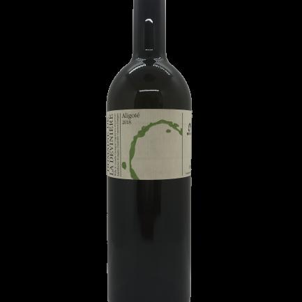 vin bio aligoté du domaine de la devinière