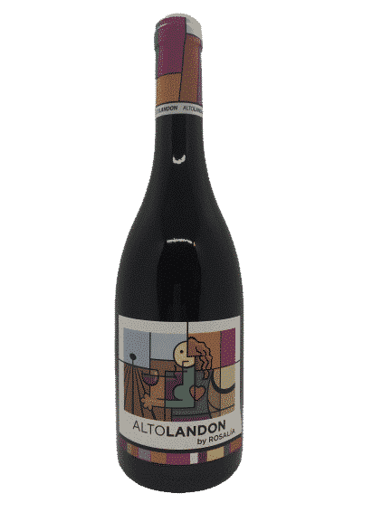 vin bio Altolandon by Rosalia, Altolandon