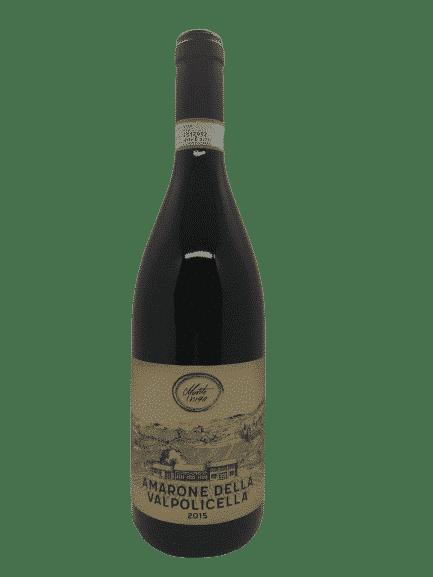 vin bio Amarone della Valpolicella, Montenigo
