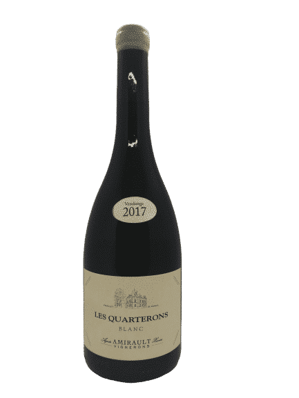 vin bio Anjou blanc du Clos des Quarterons