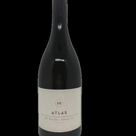 vin bio Atlas de la Maison du Moulin