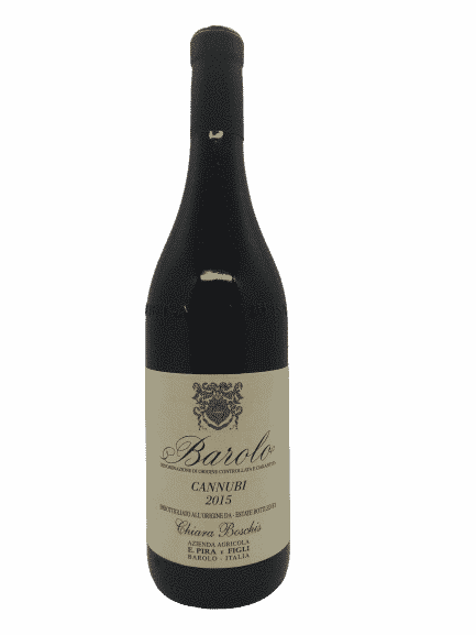 vin rouge bio Barolo Cannubi 2015, Chiara Boschis