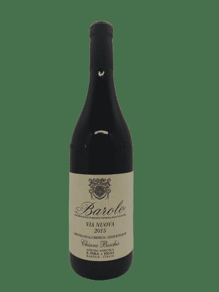 vin bio Barolo Via Nuova, Chiara Boschis