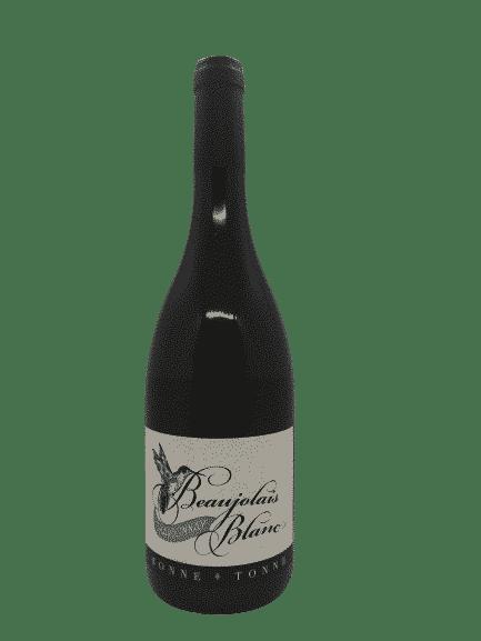vin bio Beaujolais blanc du Domaine de la Bonne Tonne