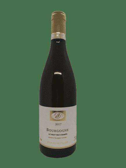 vin bio Bourgogne blanc de Jean-Marc Pillot