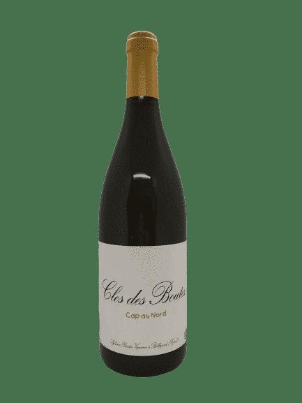 Cap au Nord - vin rouge du Clos des Boutes