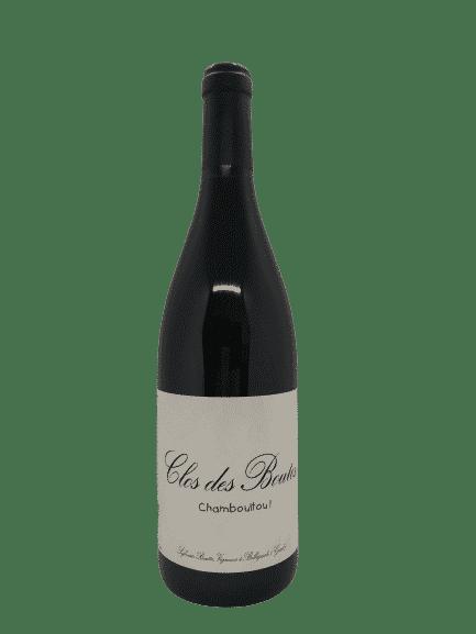 Chamboutou -vin du Clos des Boutes