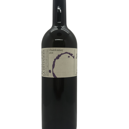 vin bio Chardonnay du Domaine de la Devinière