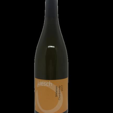 vin bio Chardonnay, Liesch