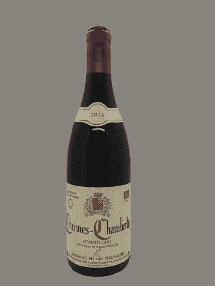 vin bio Charmes-Chambertin