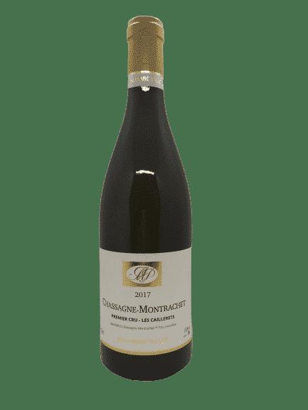vin bio Chassagne-Montrachet 1er Cru Les Caillerets de Jean-Marc Pilot