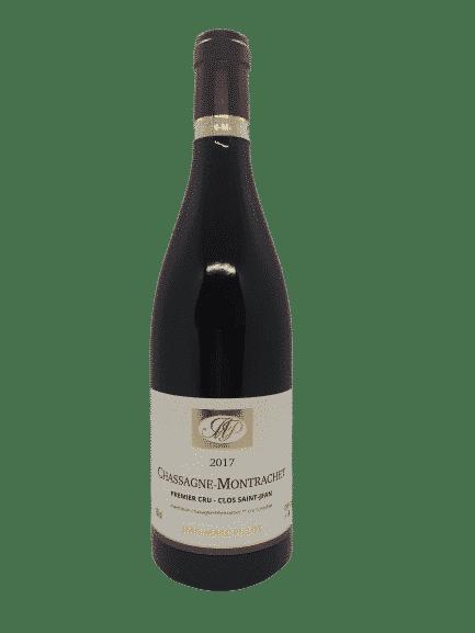 vin bio Chassagne-montrachet 1er Cru Clos Saint Jean de Jean-Marc Pillot
