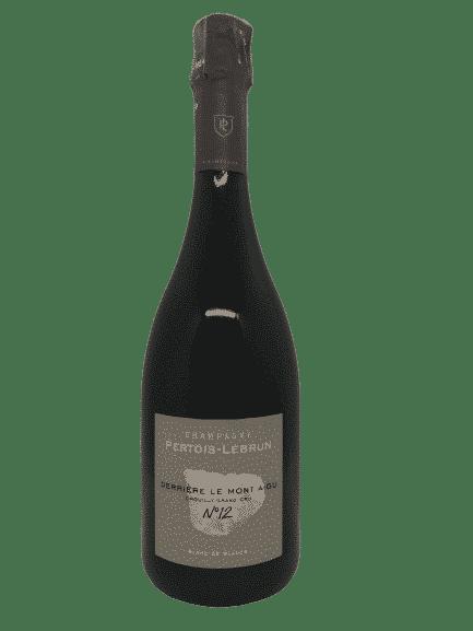 champagne bio Derrière le Mont Aigu de Pertois-Lebrun