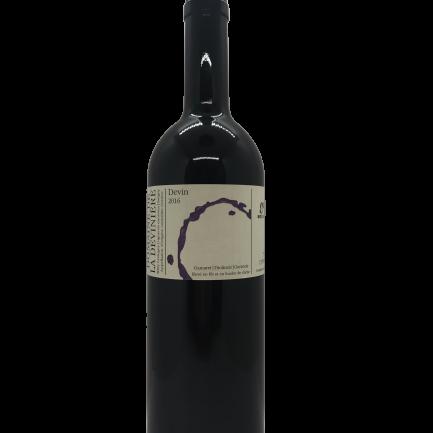 vin bio Devin du Domaine de la Devinière