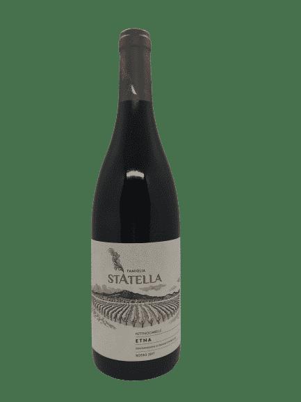 vin bio Etna Pettinociarelle, Famiglia Statella