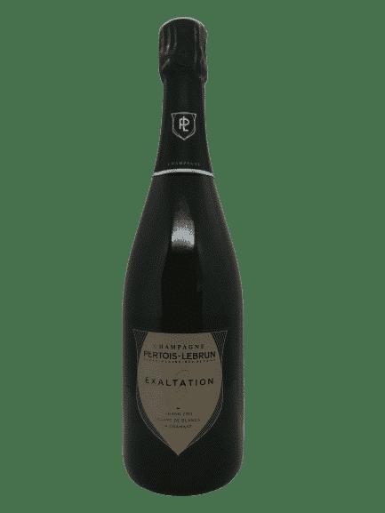 champagne bio Exaltation de Pertois-Lebrun