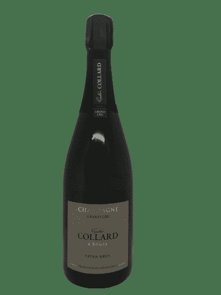 champagne bio Extra-brut de Gaston Collard
