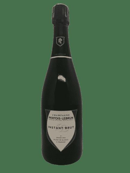 champagne bio l'Instant Brut de Pertois-Lebrun