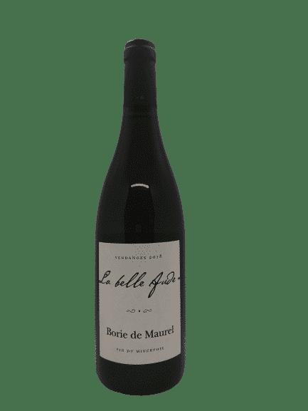vin bio La belle Aude de Borie de Maurel
