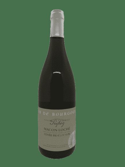 vin bio - Macon-Loché Cuvée du Clocher - Tripoz