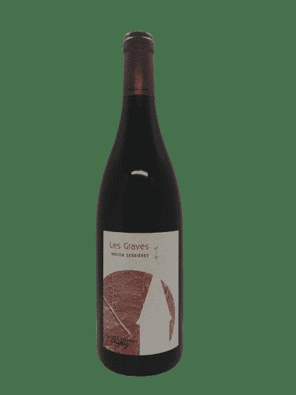 vin bio - Macon Serrières Les Graves - Tripoz