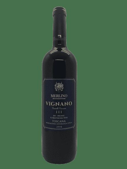 vin bio - Merlino - Vignano