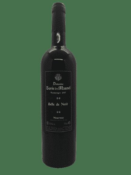 vin bio - Minervois Belle de Nuit - Borie de Maurel