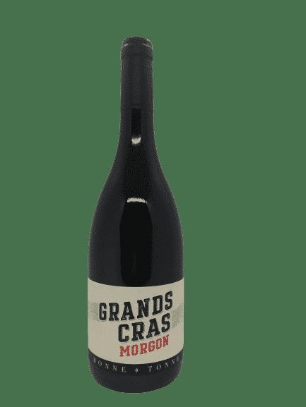 vin bio - Morgon Grands Cras - Domaine de la Bonne Tonne