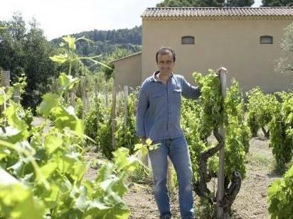 Vigneron bio Moulin de la Gardette
