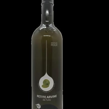 vin bio - Petite Arvine - Cave de l'Orlaya - Mathilde Roux