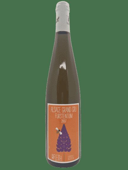 vin bio - Pinot Gris Furstentum Grand Cru - Vincent Fleith
