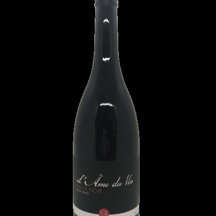 Pinot Noir bio du Vin de l'A - Alex Stauffer