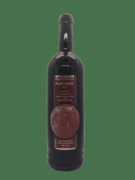 vin bio Plant Robert - Le Piccard
