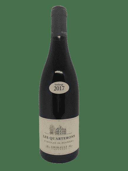 vin des Clos des Quarterons