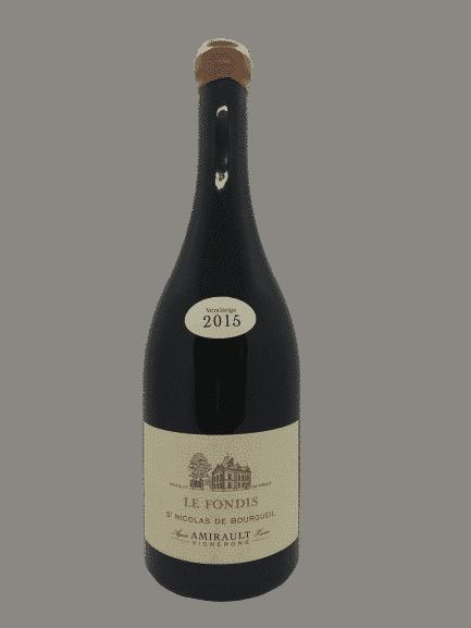 vin bio des Clos des Quarterons