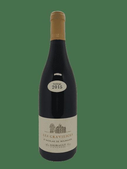 vin bio du Clos des Quarterons