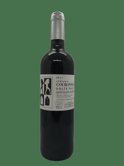 vin bio du Château Couronneau