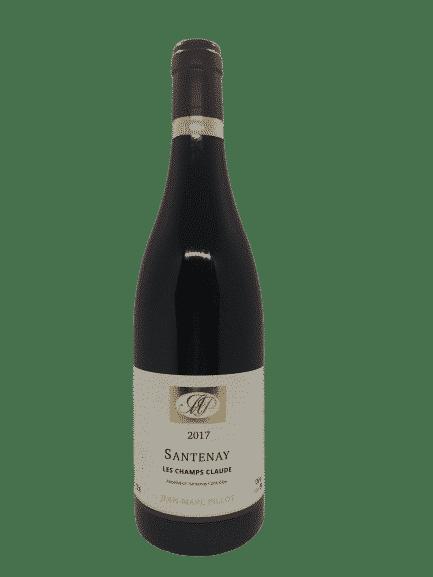 vin bio rouge de Jean-Marc Pillot