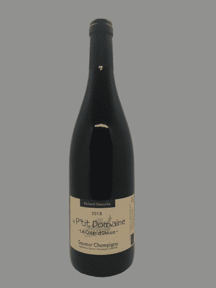 vin bio Le p'tit Domaine