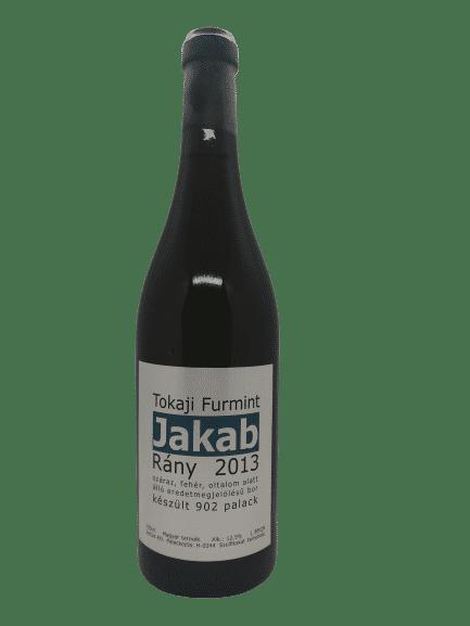 vin rouge bio Zoltan Jakab de Hongrie