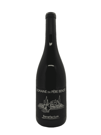 Benefactum, vin rouge bio Domaine du Père Benoit