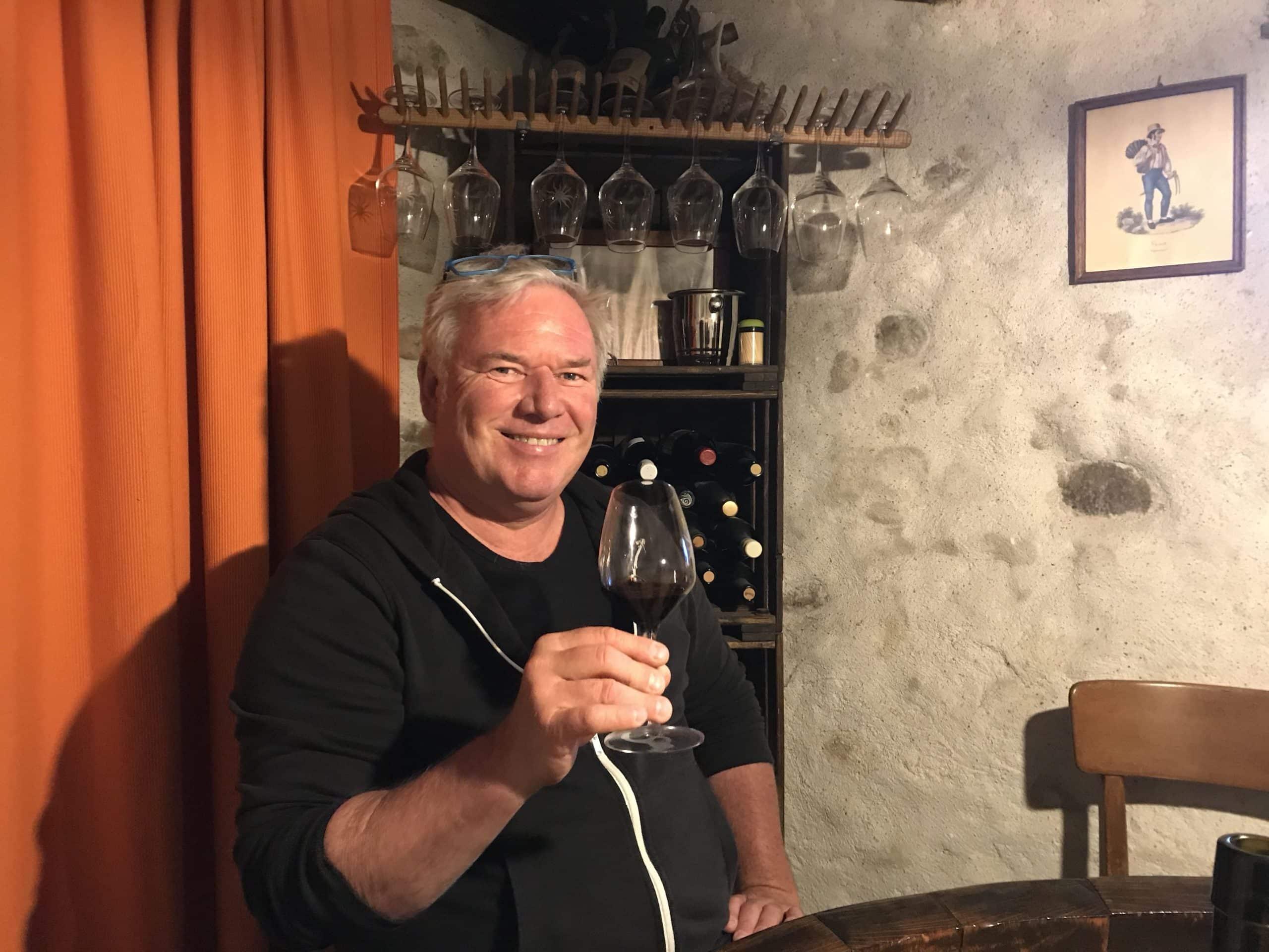 vigneron bio Domaine Delaharpe à Bursins