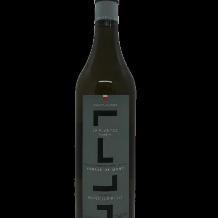 Vin bio La Plantaz - Abbaye de Mont