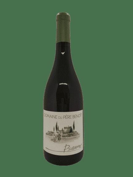Psaume 2016 - vin bio du Domaine du Père Benoit