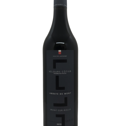 Vin bio Velours Côtier de Abbaye de Mont