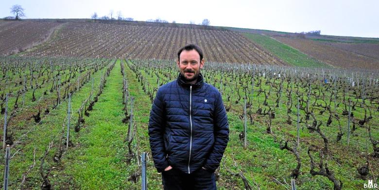 Jérome Diaz, Champagne Bourgeois-Diaz, biodynamie