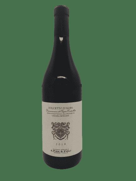 Dolcetto d'Alba, Chiara Boschis, Piémont, vin rouge, bio
