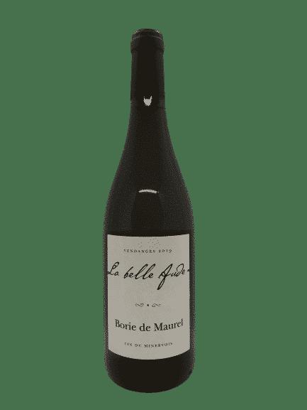 belle aude, borie de Maurel, Languedoc, vin bio