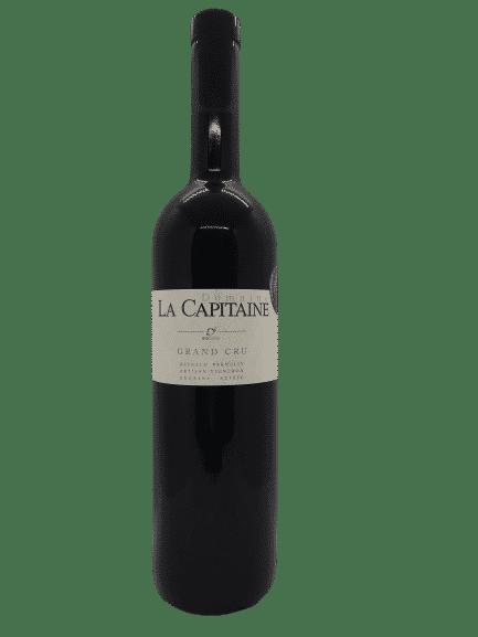 Equinoxe, domaine de la capitaine, vin rouge biodynamique
